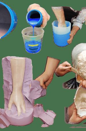 Skin Safe Lifecasting