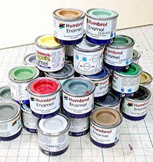 Enamel & Solvent Paint