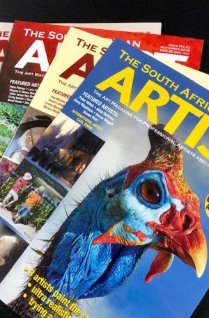 SA Artist Magazine