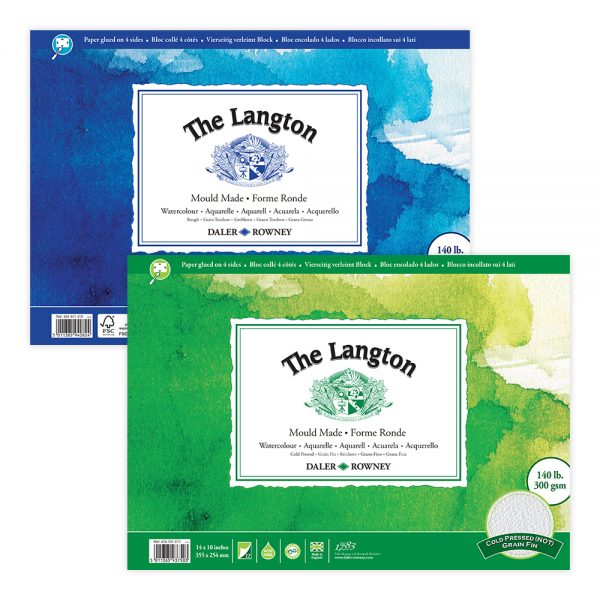 Langton Watercolour Pad