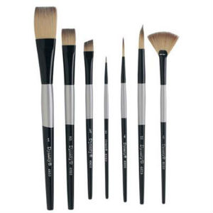 Dynasty Series 4900 Brushes Wide range of options availabe