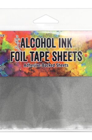 Alcohol Ink Foil Tape