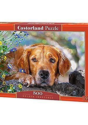 Golden innocence puzzle