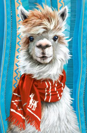 I am the llama