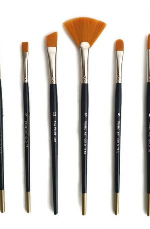 Prime Art Gold Brush Series