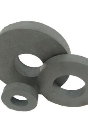 Ferrite Magnet Rings in various sizes