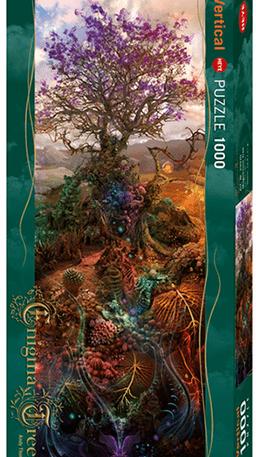 Magnesium Tree puzzle