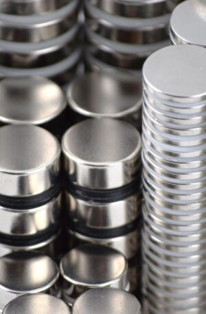 Neodymium Disc Magnets in a variety of sizes