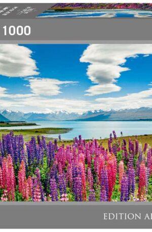Lake Tekapo puzzle